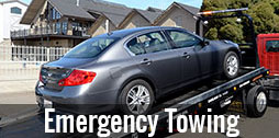 Emergency Towing - Dynamic Towing